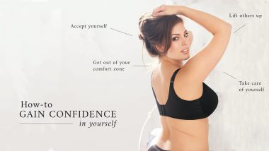How to gain confidence in yourself as a woman