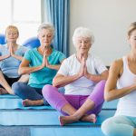 Yoga Poses for Women Over 60 миниатюра