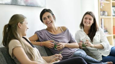 Why Women Speak Up Less in Groups