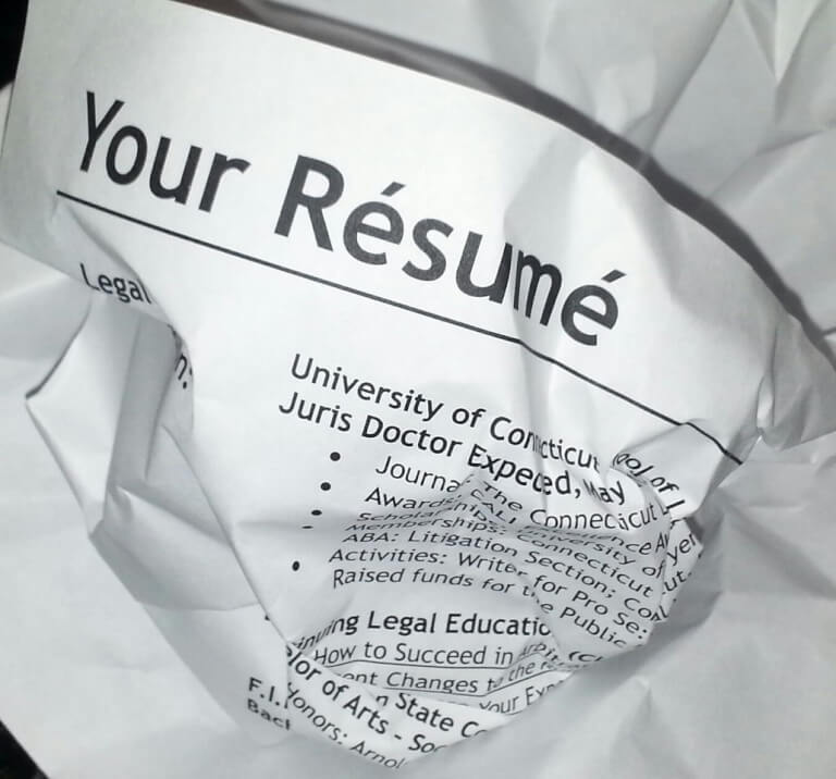 Common Resume Mistakes to Avoid For Women