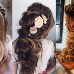 Simple Hairstyles For Girls And Women At Home miniature