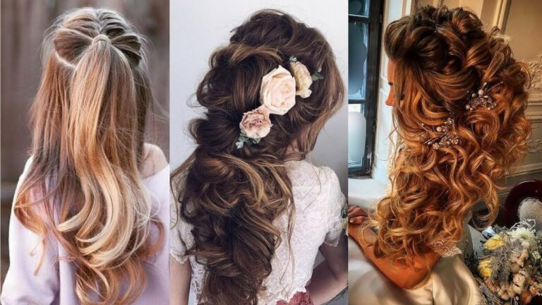 Simple Hairstyles For Girls And Women At Home