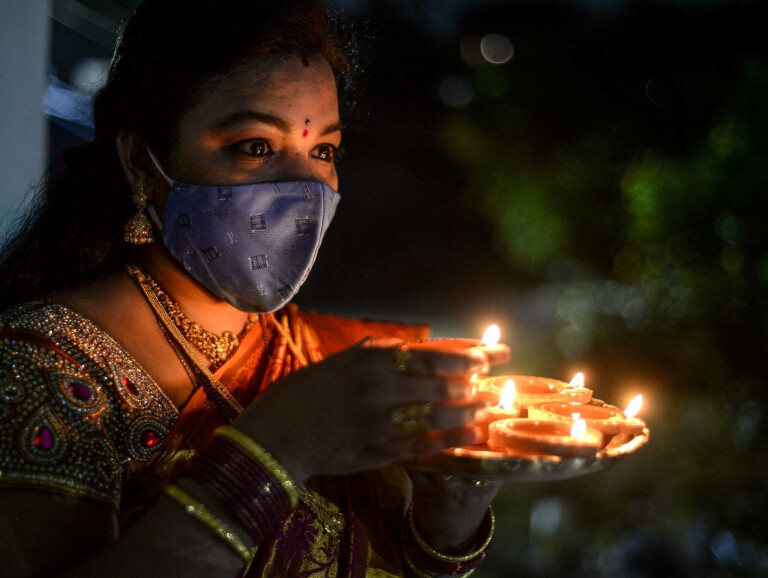 How To Celebrate Diwali If You Are Alone